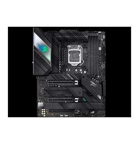 ASUS MB Sc LGA1200 ROG STRIX Z590-F GAMING WIFI, Intel Z590, 4xDDR4, 1xDP, 1xHDMI, Wi-Fi