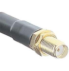VF konektor SMA female pozlacený na H155, RF240 vnější závit