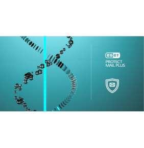 ESET PROTECT Mail Plus 5 - 25 PC + 2 ročné predlženie