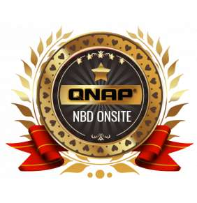 QNAP 5 let NBD Onsite záruka pro TL-D1600S