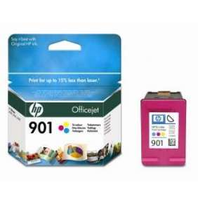 HP (901) inkoustová kazeta barevná CC656AE originál