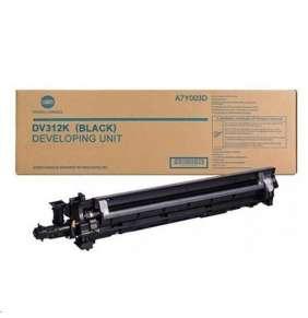 Minolta Vývojnice DV-312K, černá do bizhub 227, 287, 367 (600k)