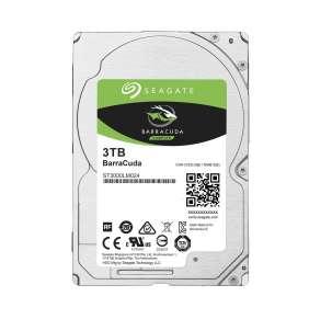 "SEAGATE HDD BARRACUDA 2.5"" 3TB, SATAIII/600 5400RPM, 128MB cache, 15mm"