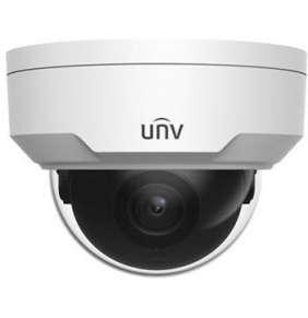 UNIVIEW IP kamera 2688x1520 (4 Mpix), až 25 sn/s, H.265, obj. 2,8 mm (101,1°), PoE, DI/DO, audio, Smart IR 30m, WDR 120dB