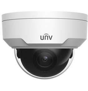 UNIVIEW IP kamera 1920x1080 (FullHD), až 25 sn/s, H.265, obj. 2,8 mm (106,7°), PoE, DI/DO, audio, Smart IR 30m, WDR 120dB