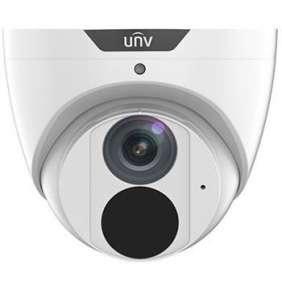 UNIVIEW IP kamera 1920x1080 (FullHD), až 25 sn/s, H.265, obj. 4,0 mm (87,5°), PoE, Mic., Smart IR 30m, WDR 120dB