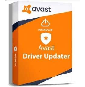 _Nová Avast Driver Updater 3PC na 36 měsíců - ESD