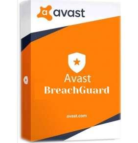 Avast BreachGuard 3 PCs, 2Y
