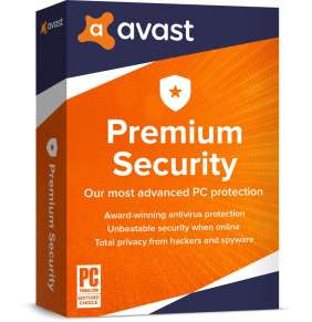 Avast Premium Security MD, up to 10 connections 3Y