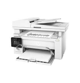 HP LaserJet Pro M130fw, A4 mono MFP, print/scan/copy/fax, 22 strán/min, 1200x1200, USB, LAN, WiFi, white