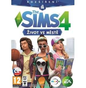 PC - The Sims 4 - Život ve městě