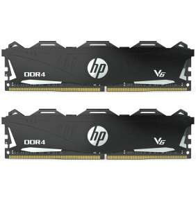 HP Gaming V6 16GB DDR4 3200 MHz / DIMM / CL16 / 1,35V / Heat Shield / Černá / KIT 2x 8GB