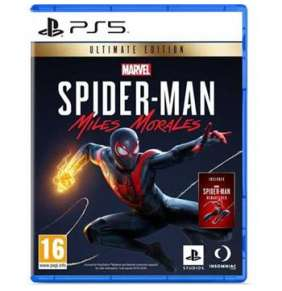 SONY PS5 hra Spiderman Ultimate Edition