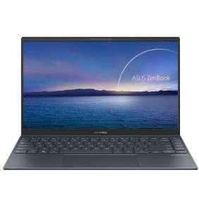 "ASUS NB ZenBook - 14"" IPS FHD,i5-1135G7,8GB,512SSD,Iris Xe Graphics,W10P,Šedá"