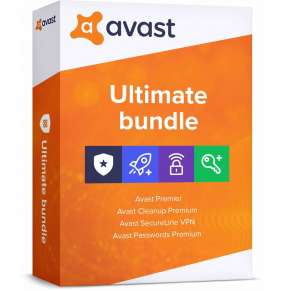 AVAST Ultimate MD up to 10 connections 1Y