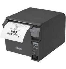 Epson TM-T70II, USB, Ethernet, dark grey