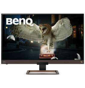 "BENQ MT LCD LED FF 32"" EW3280U, IPS,3840x2160, 1000:1, 5ms, 350dcm,  HDMI/DP/USB, 2Wx2, VESA, Metallic Brown/Black"