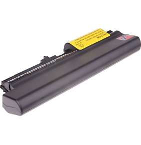 Baterie T6 power IBM ThinkPad T61 14,1 wide, R61 14,1 wide, R400, T400, 9cell, 7800mAh