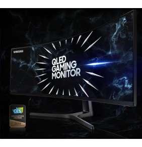 "Samsung C49RG90 49"" VA LED 5120x1440 Mega DCR 4ms 600cd 2xDP HDMI USB HUB"