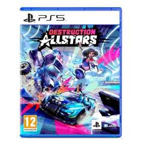 SONY PS5 hra Destruction AllStars