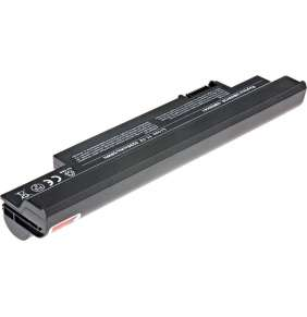 Baterie T6 power Acer Aspire One 532h, Aspire One 533, 5200mAh, 58Wh, 6cell, bílá