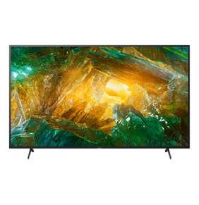 """Sony 65"""" 4K HDR TV KE-65XH8077SAEP"""