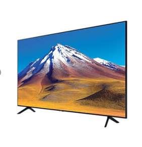 """SAMSUNG SMART LED TV 50""""/ UE50TU7092/ 4K Ultra HD 3840x2160/ DVB-T2/S2/C/ H.265/HEVC/ 2xHDMI/ USB/ Wi-Fi/ LAN/ G"""
