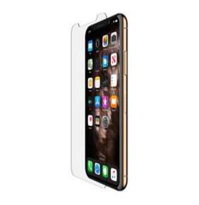 Belkin SCREENFORCE™ Tempered Glass Anti-Microbial ochranné sklo pro iPhone 11 Pro Max / Xs Max