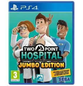 PS4 hra  Two Point Hospital: JUMBO Edition