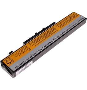 Baterie T6 power Lenovo IdeaPad B480, B580, G480, B590, Z480, V480, Edge E530, 5200mAh, 56Wh, 6cell
