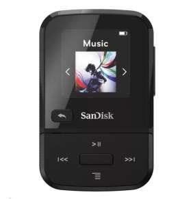 SanDisk Clip Sport Go MP3 Player 16GB , Black
