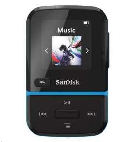 SanDisk Clip Sport Go MP3 Player 16GB , Blue