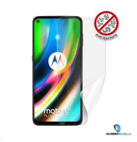 Screenshield Anti-Bacteria MOTOROLA Moto G9 Plus XT2087 folie na displej