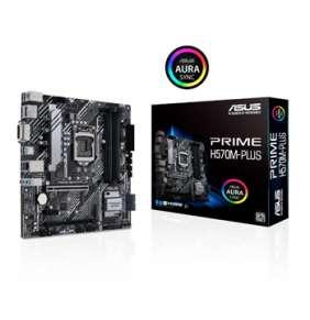 ASUS PRIME H570M-PLUS soc.1200 H570 DDR4 mATX M.2 DVI HDMI DP