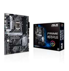 ASUS PRIME H570-PLUS soc.1200 H570 DDR4 ATX M.2 HDMI DP