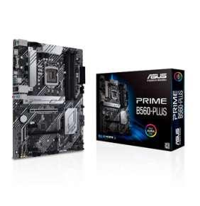ASUS MB Sc LGA1200 PRIME B560-PLUS, Intel B560, 4xDDR4, 1xDP, 1xHDMI, 1xVGA