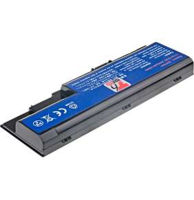 Baterie T6 power Acer Aspire 5310, 5520, 5720, 5920, 7720, TravelMate 7530 serie, 6cell, 5200mAh