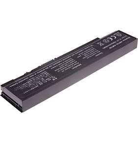 Baterie T6 power Dell Latitude E5400, E5410, E5500, E5510, 4600mAh, 51Wh, 6cell