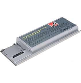 Baterie T6 power Dell Latitude D620, D630, Precision M2300, 6cell, 5200mAh