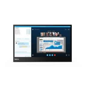 "LENOVO LCD ThinkVision M14 14"" WLED, 16:9, 1920x1080, 178/178, 300cd/m2, 700:1,USB-C, 3r"