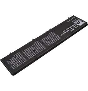 Baterie T6 power Dell Latitude E7440, 5800mAh, 43Wh, 4cell