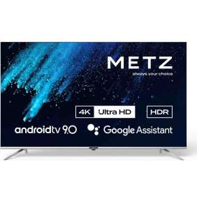 "METZ 55""   55MUC7000Z  , Smart Android LED, 50Hz, Direct LED, DVB-T2/S2/C, HDMI, USB"