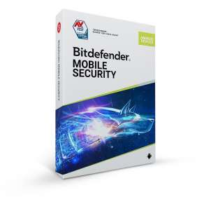 Bitdefender Mobile Security for Android - 1 zařízení na 1 rok - BOX