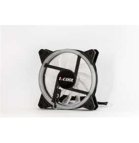 1stCOOL ventilátor ARGB pro RAINBOW sérii skříní, 12 cm