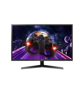 "LG monitor IPS 32MP60G-B / 31,5"" / 1920x1080 / 1M:1 / 5ms / 250cd / HDMI / DP"