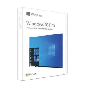 Win Pro FPP 10 32-bit/64-bit CZ USB
