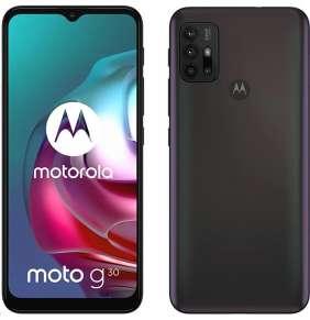 """Motorola Moto G30 - phantom black   6,52"""" / Dual SIM/ 6GB/ 128GB/ LTE/ Android 11"""