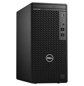DELL PC OptiPlex 3080 MT/Core i5-10500/8GB/512GB SSD/Intel UHD 630/TPM/DVD RW/Kb/Mouse/260W/W10Pro/3Y Basic Onsite