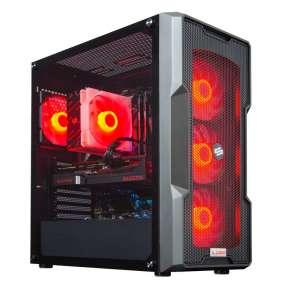 HAL3000 Alfa Gamer Pro 6700 XT / AMD Ryzen 5 5600X/ 16GB/ RX 6700 XT/ 1TB PCIe SSD/ W10
