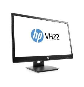 HP VH22 21.5'' / 1920x1080 IPS / 5ms / 16:9 / 1000:1 / 250 cd/ VGA, DVI-D, DP